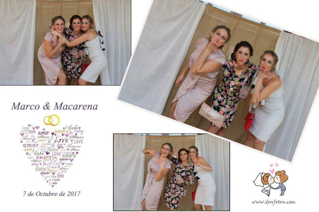 fotomaton bodas sevilla
